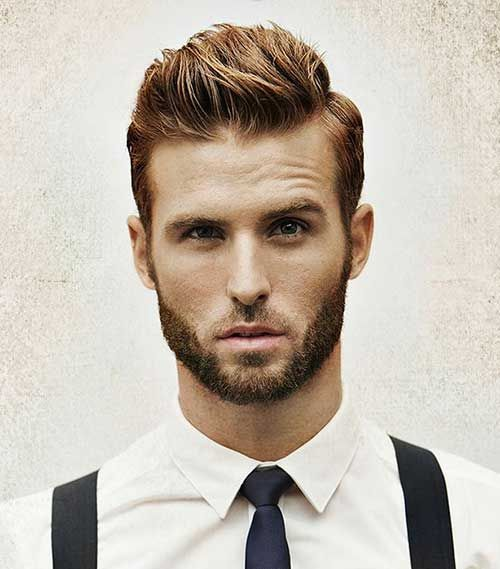 Mens Short Hairstyles 2016