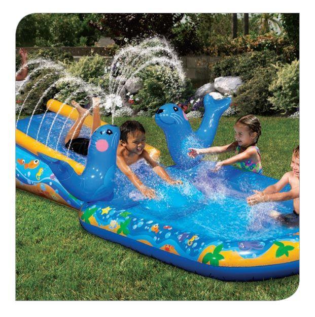 Pool Water Splash: 9 Best Summer Toys For Your TODDLER! Images On Pinterest