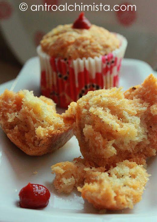 Muffins al Tonno e Origano