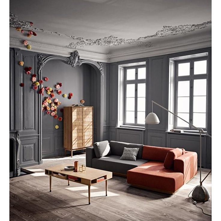 1000 Images About Appartement Haussmanien On Pinterest Inspiration Vespas And Consoles