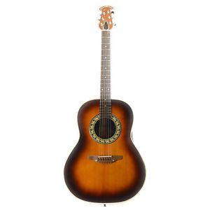 Vintage Ovation Guitar with Hard Case from #UdderlyGoodStuff
