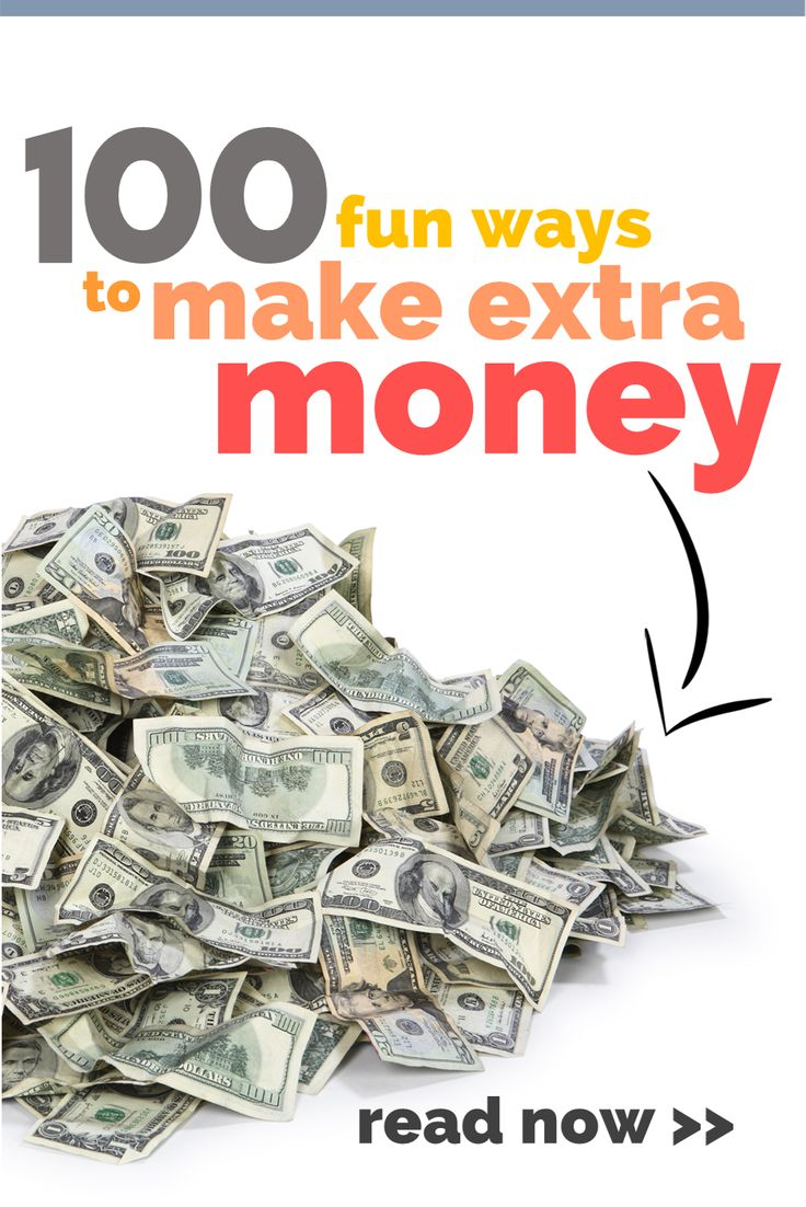 100 Ways to Earn Extra Money | Make More Money in 2018 | Side Hustle Ideas | Make Money