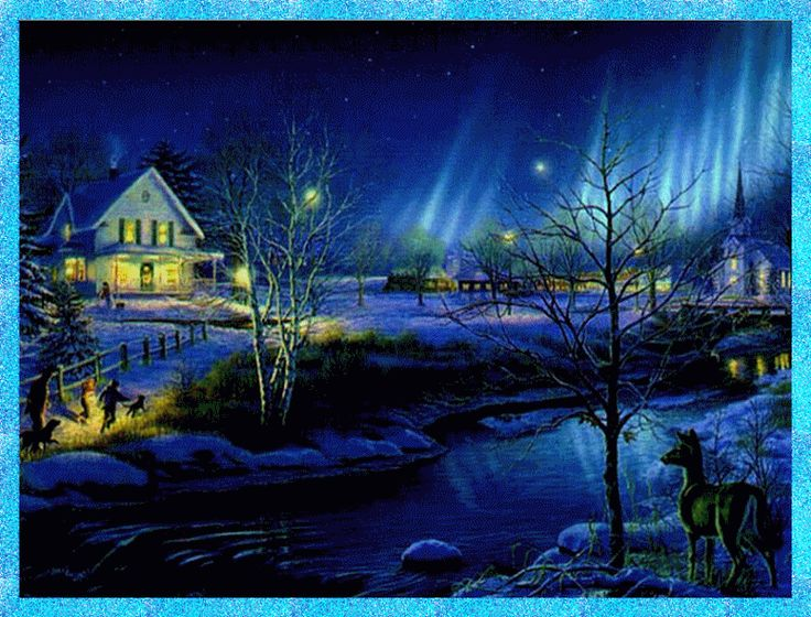 aurores boreales gif | AURORES BOREALES