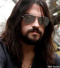 Singer Shooter Jennings, son of singer Waylon Jennings