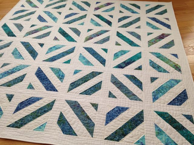 Savor Every Stitch: Lakeside Quilt