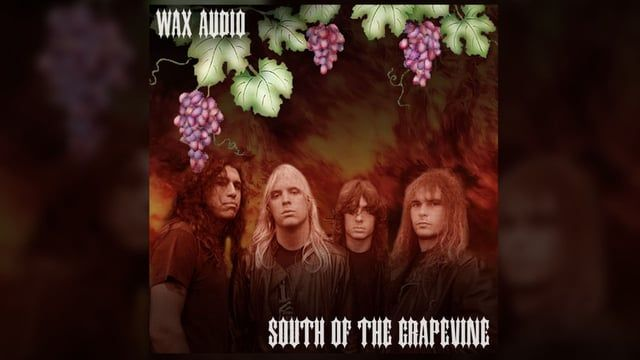 MASHUP: South of the Grapevine. Slayer - South Of Heaven, Marvin Gaye -  Heard It Through The Grapevine. Mashed by Wax Audio  MP3 available at: https://soundcloud.com/waxaudio/south-of-the-grapevine