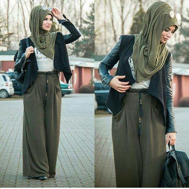 #hijabfashion#hijabstyle#hijabers#hijabstreetstyle#fashion#beauty#outfit#cute#love