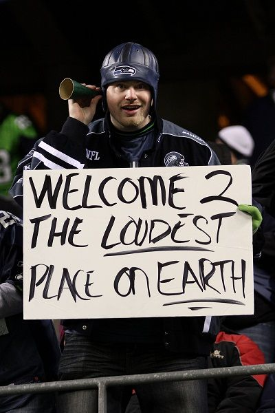 seahawks fans crazy - Google Search