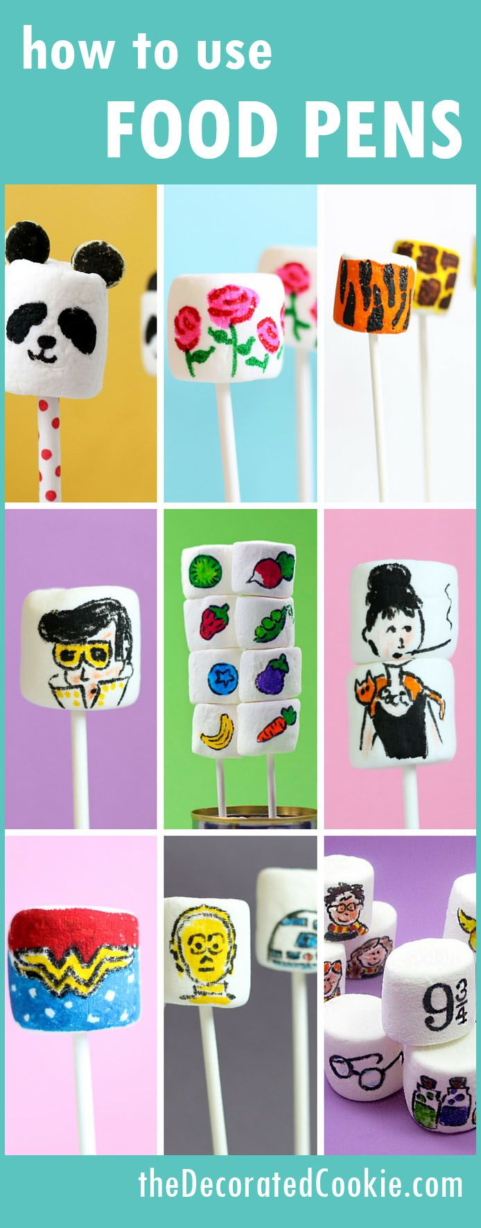 97 best how to paint/write on cookies images on Pinterest ...