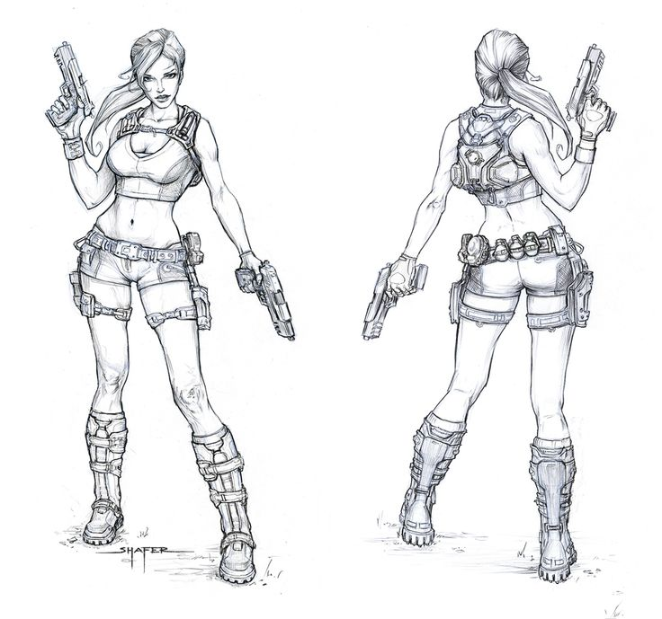 Shafer_Lara-Croft_Concept-Art.jpg (1200×1124) #tombraidercostume