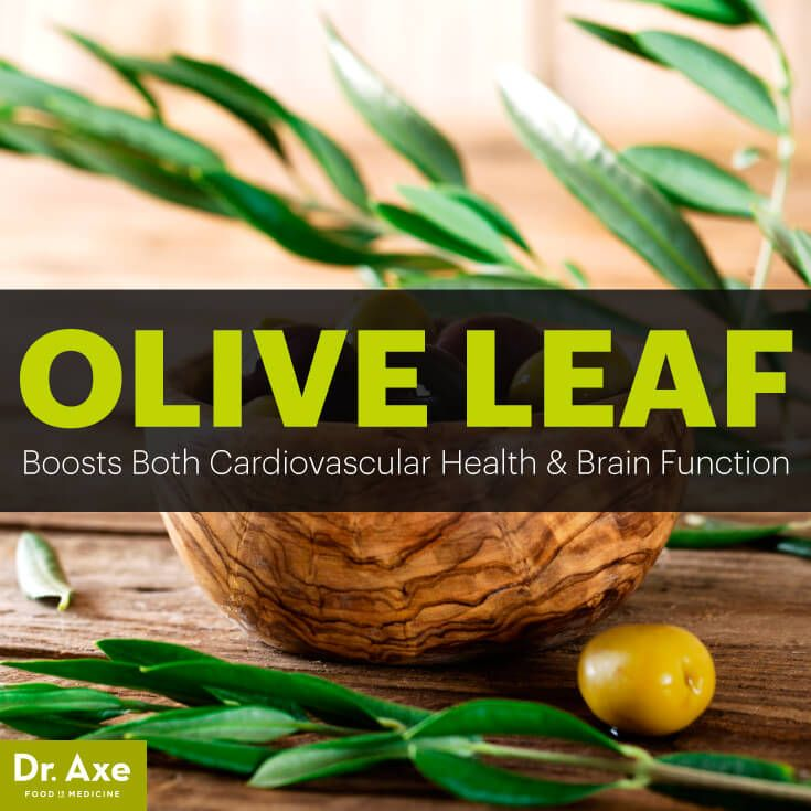 If you have access to an olive tree, then you can use the leaves to make tea. Start by washing the leaves thoroughly, then bake them at about 150 degrees or below until they are dry. Then crush the dry leaves and remove the stalks. Steep one tablespoon of the dried olive leaves in hot water for 10 minutes; drink a cup (or more) a day to get all of these amazing olive leaf benefits. If the taste it too bitter for you, add some organic honey or lemon.