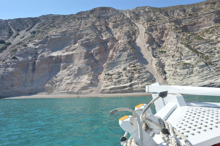 Boattrip, Gerakas, Milos, Greece