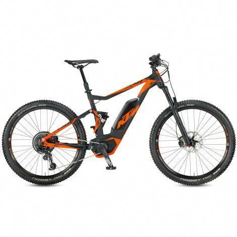 Ktm E Bikes Ktm Macina Lycan 271 Bosch Mtb E Bike 2017 Matt Black Orange 16 Cyclingbargains Dealfinder Bike Bikebargains Ebike Mountian Bike Bike