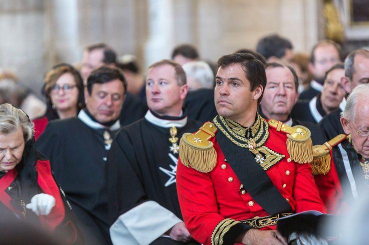 Monseigneur le duc d'Anjou - Order of Malta
