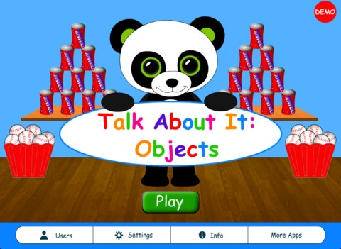 Speech Room News: Talk About It: Objects {App Review + Giveaways!} Ends 8/10/12: Speech Language, App Review, Rooms News, Speech App, Narrative Language, Speech Therapy, The Talk, Speech Rooms, Object App
