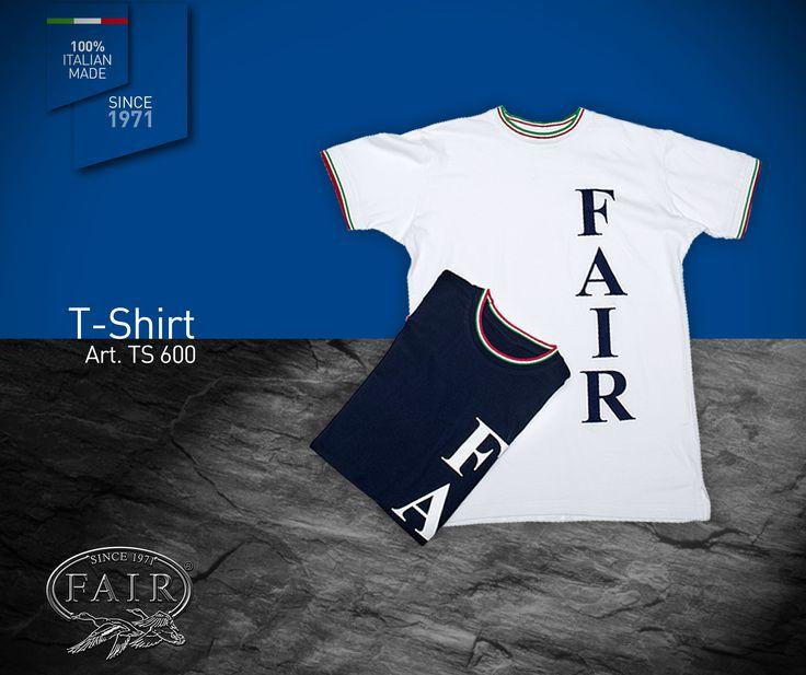 La T-Shirt F.A.I.R.® è disponibile online su F.A.I.R.-STORE®, acquista ora qui http://www.fair-store.com/it/ T-shirt F.A.I.R.® is available online at F.A.I.R.- STORE®, buy it now herehttp://www.fair-store.com/en/