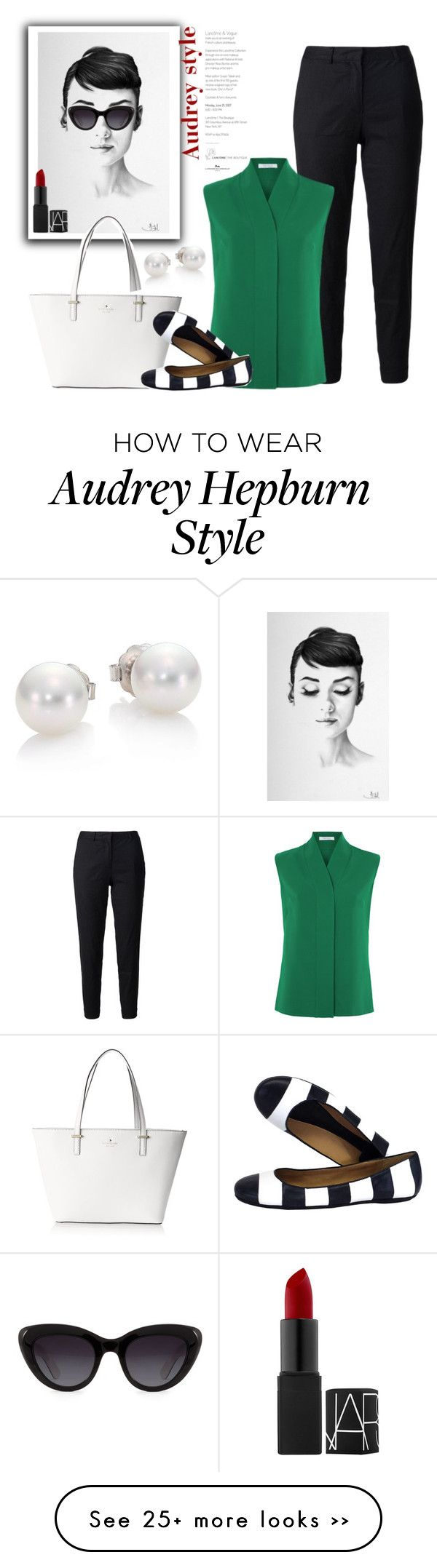 """Audrey Style"" by gul07 on Polyvore"