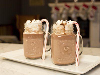 Chocolate Caliente para Navidad | Delicioso chocolate caliente para navidad, prepara esta receta y consiente a los niños y grandes con un chocolate calientito en esta época de frío.