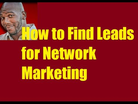 How to Find Leads for Network Marketing using Google Keyword Planner