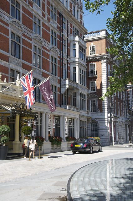 Connaught Hotel, The West End, London, UK