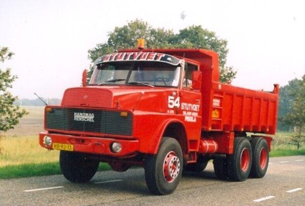 Stutvoet - Oude Pekela  HB-92-13   Bouwjaar  1974
