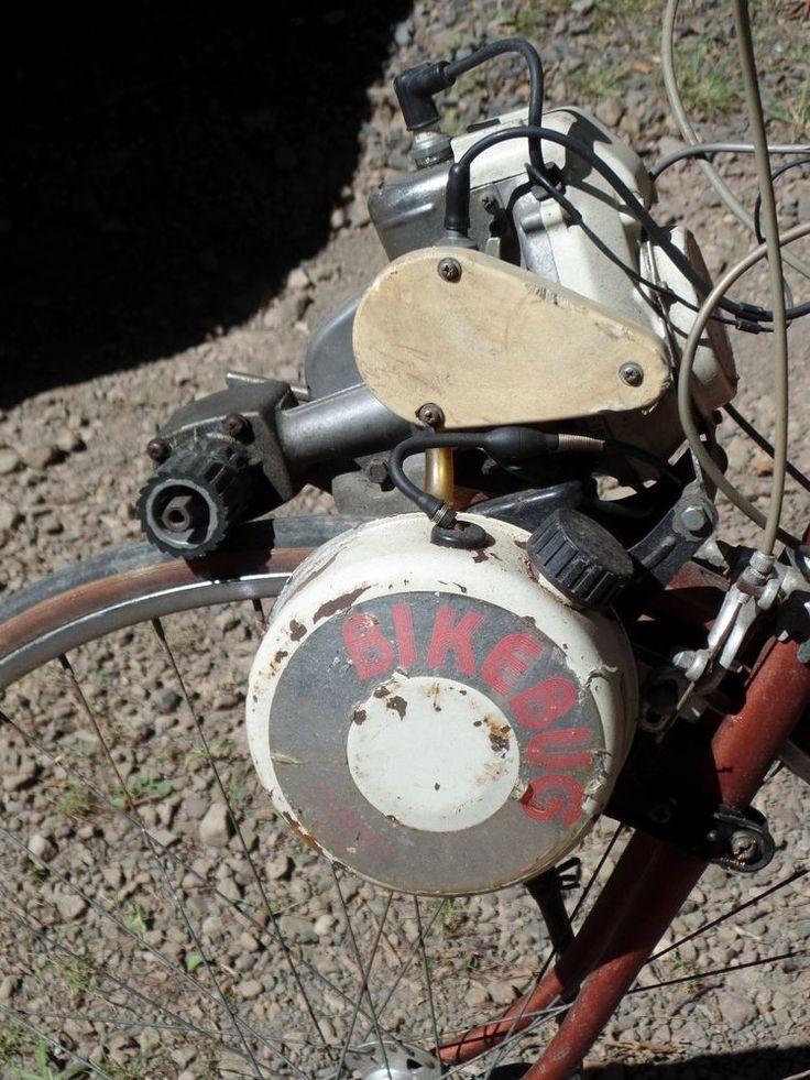 The Bike Bug Bicycle Engine Qbm 23 Aquabug 215 300 Mpg