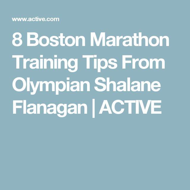 8 Boston Marathon Training Tips From Olympian Shalane Flanagan | ACTIVE