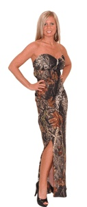 43 Best Camo Prom Dresses Images On Pinterest Short