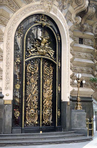 Puertas de Buenos Aires. Calle Florida.