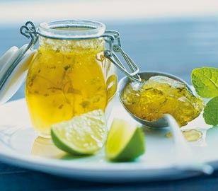 Das Rezept für Marmelade à la Caipirinha