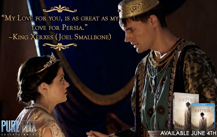 Book of Esther | have always loved the book of Esther. In this particular movie the ...