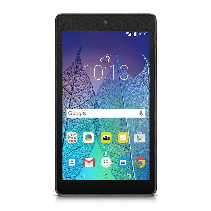 Alcatel POP 7-inch Android Tablet 4G LTE Unlocked GSM: An improve viewing experience, with a spacious 7-inch display and narrow border that enables you to maximize the touchscreen, with more visibility for reading, watching videos, and enjoying games.