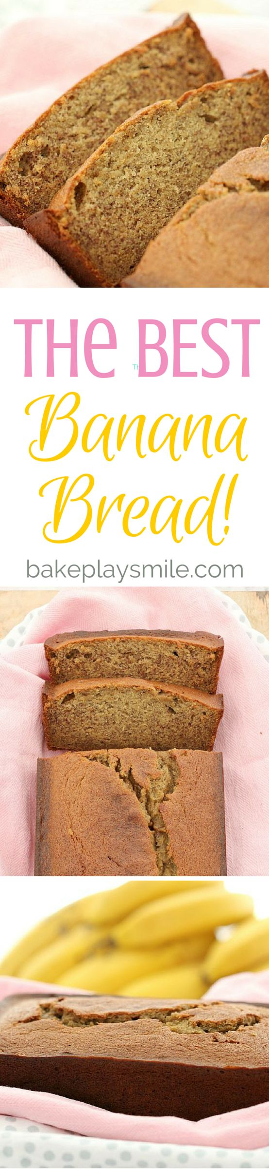 A delicious one-bowl banana bread that is so quick and easy to prepare! Made…