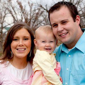 Josh and Anna Duggar Expecting a Baby Boy