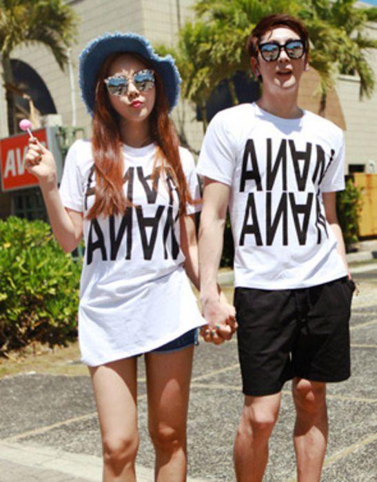 Quelles #tenues de couple assorties pour quelles #occasions ?