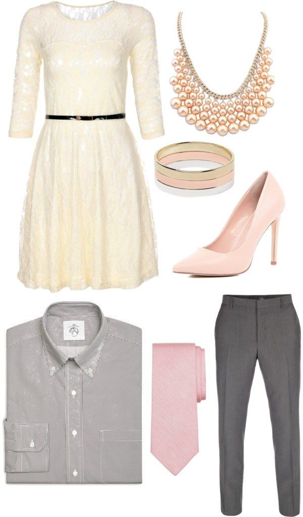 What to wear for your engagement session?  Inspiration for a simple, classic…