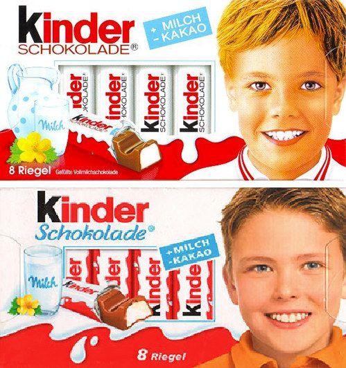 Der Kinderschokolade-Junge: Ausgetauscht.   24 Zeichen, dass Deine Kindheit für immer vorbei ist