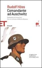 Rudolf Hoss, Comandante ad Auschwitz