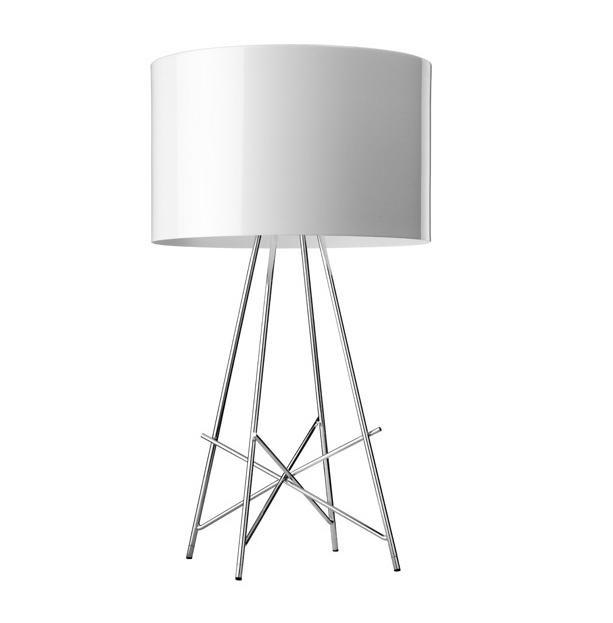 레이 T 스위치 메탈_화이트 SW(이미지를 클릭하고 eShop 가기)    색상 : White  소재 : steel, aluminum, glass  용도 : 스탠드(조명)  사이즈 : 67h,36s/dia  원산지 : 이탈리아    레이 컬렉션은 아름답고 부드러운 조명광선을 산광시키는 플로어 램프 입니다.