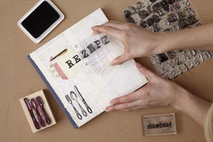 1000 ideas about buch selber machen on pinterest. Black Bedroom Furniture Sets. Home Design Ideas