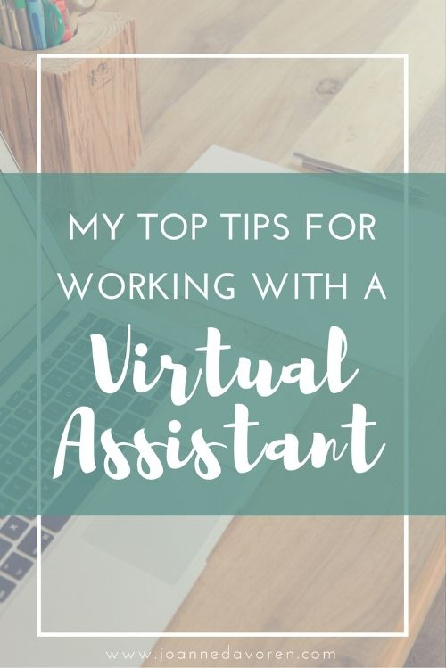 Virtual assistants bring so many benefits to small business owners. In fact, I've discussed some of these benefits here >>>     So, if you've come to the conclusion that taking on a VA is the right choice for you, then keep reading my top tips for working with one! #virtualassistant #smallbiz