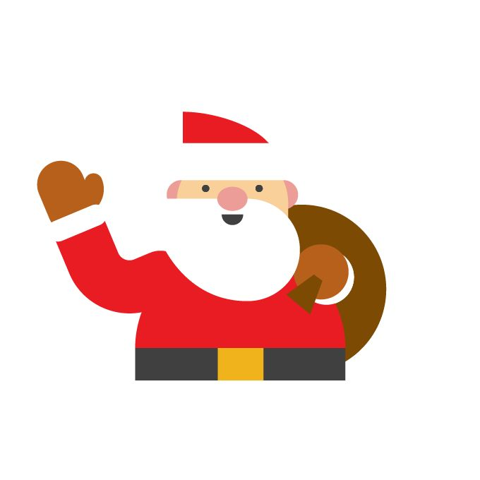 Use Google Santa Tracker to follow Santa Claus on Google Maps as he makes his journey around the world.