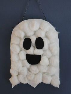 Fantasmino di cotone.