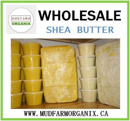 Wholesale Shea Butter by Mudfarm Organix