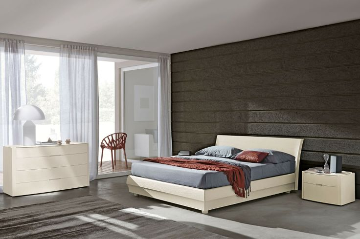 #mobiliriccelli #napol #collection #bed #bedroom #contemporary #furniture #interiordesign
