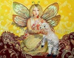 I walk the lamb's way Gallery of Esoteric Paintings henigaleria.hu