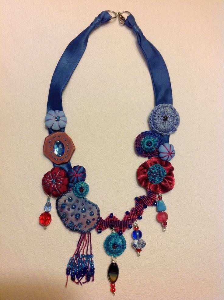 Marinela Kozelj, necklace 11