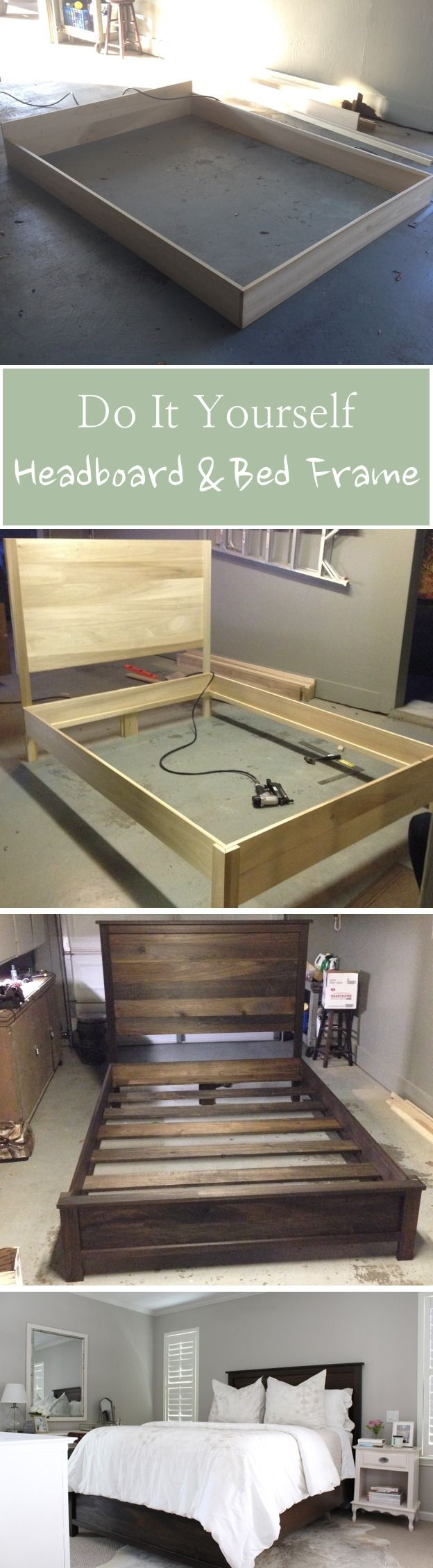 15 easy diy bed frame projects to upgrade your bedroom