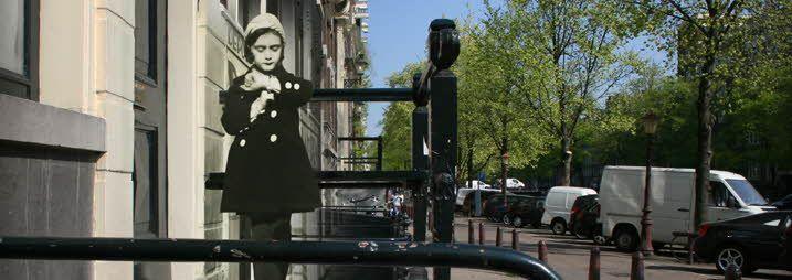 El museu de l'Anna Frank