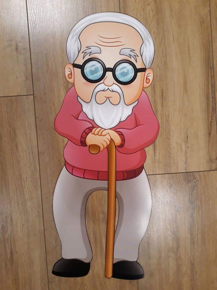 Как подарок, картинка для дедушки